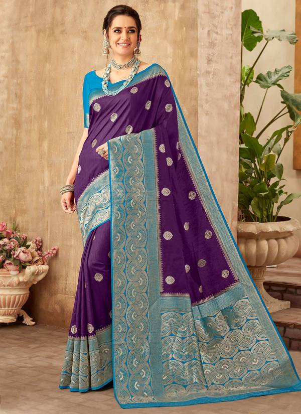 Takshaya Aayushi Series A-F Traditional Wear Exclusive Silk Sarees Collection