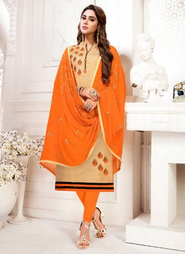 Jinesh NX Anika Vol 1 Series 1001-1012 Bombay Jacquard Cotton New Fancy Regular Wear Churidar Suits Collection