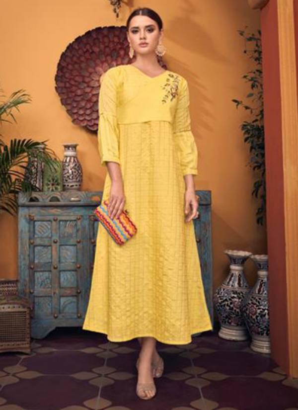 Shubh-NX-Anka-Series-1001-1008-New-Designer-Viscose-And-Jacquard-Fancy-Kurti-Collection