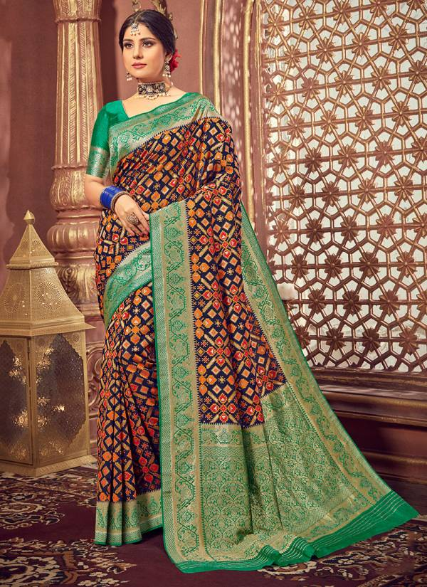 Takshaya Apsara Series 1001-1006 Buy Beautiful Patola Silk Sarees Collection