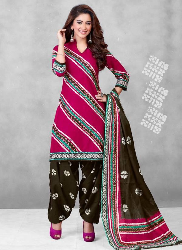Deeptex Batik Plus Vol 10 Series 1001-1010 Designer Ofiice Wear Cotton Batik Print Suits Collection