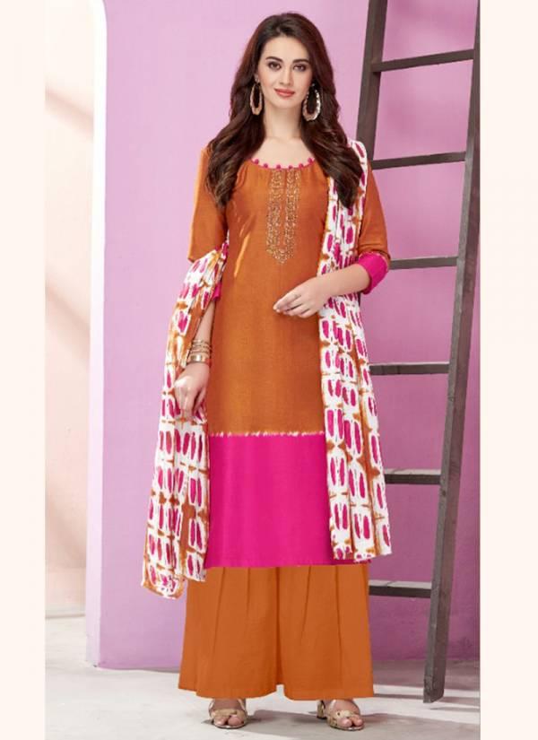 Samsara Libaas Bravia Sereis 1001-1008 Cambric Cotton Swarovski Work Daily Wear Straight Suits Collection