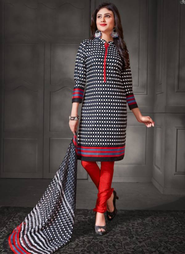 Varun Candy Series 3001-3016 Latest Chirag Cotton Regular Wear Suits Collection