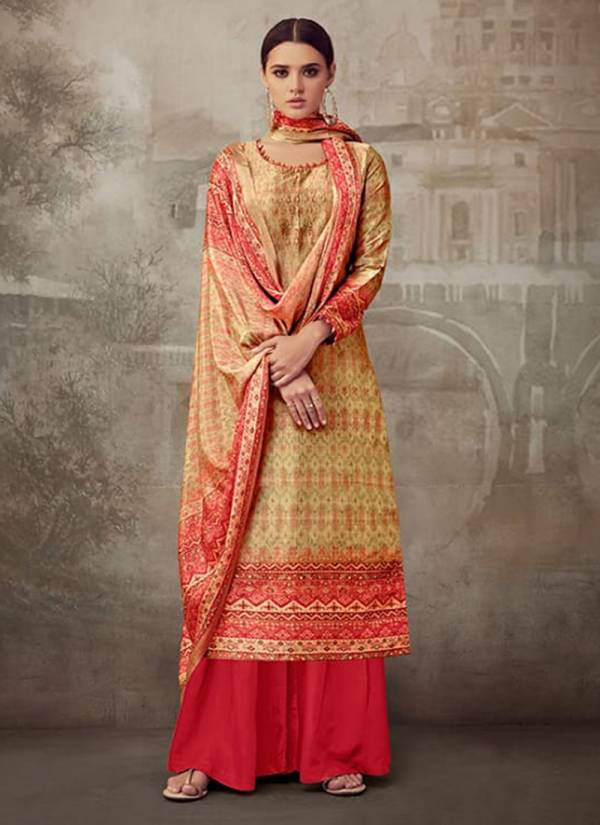 Belliza Cosmic Series 443-001 - 443-010 Pure Silk With Fancy Swarovski Work Fancy Salwar Suits Collection