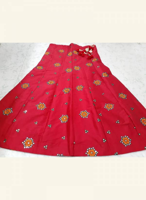 Devi-Creation-Series-15-A-29-Party-Wear-Silk-Readymade-Skirt-Collection
