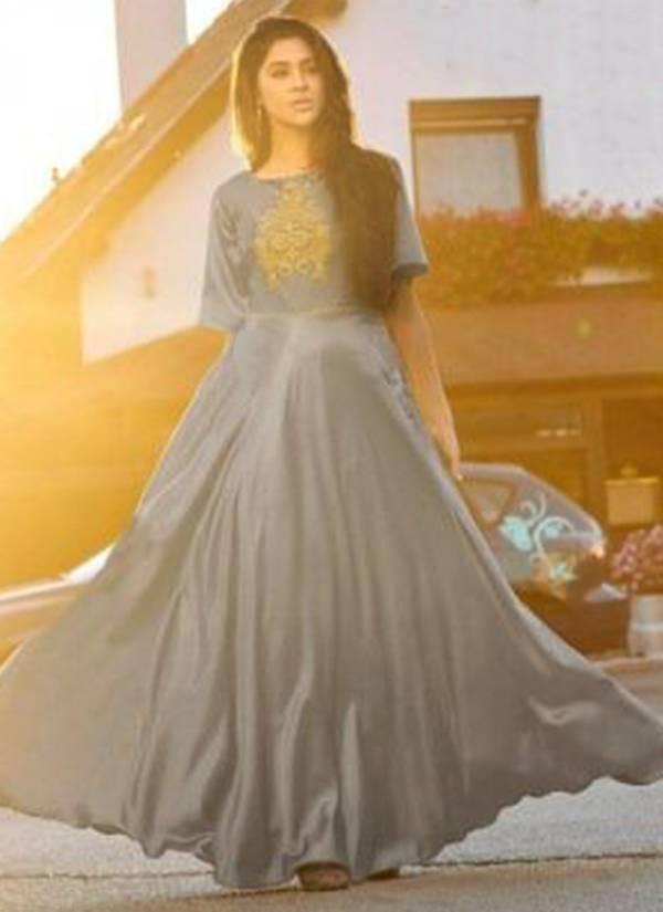 Arihant NX Forever Vol 2 Series 11011-11015 Soft Silk Long Fancy Designer Kurti Collection