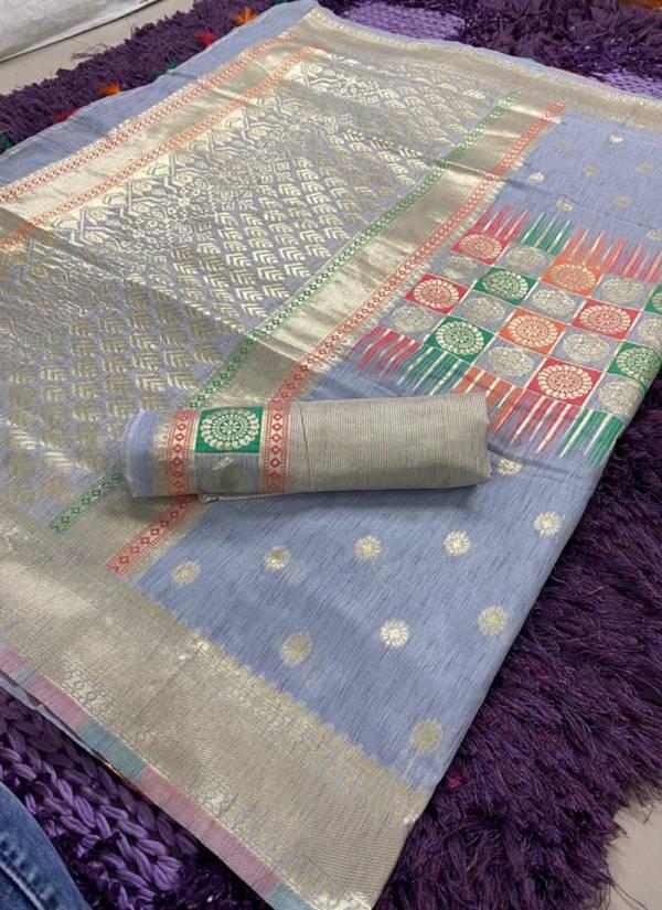 Aura Harika Series 101-106 New Designer Kanjivaram Silk Party Wear Sarees Collection