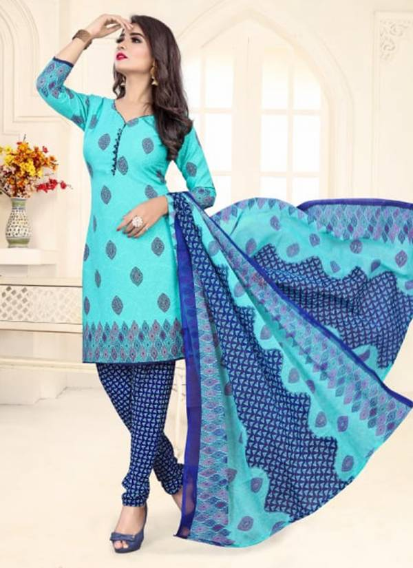 Pooja-Fashion-Kinjal-Series-7001-7012-New-Designer-American-Crepe-Daily-Wear-Salwar-Suits-Collection
