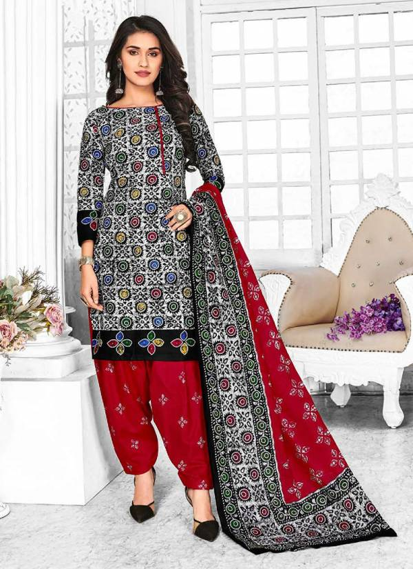 Maa Narayani Fashion Laado Series 5301-5320 Pure Cotton Latest Regular Wear Suits Collection