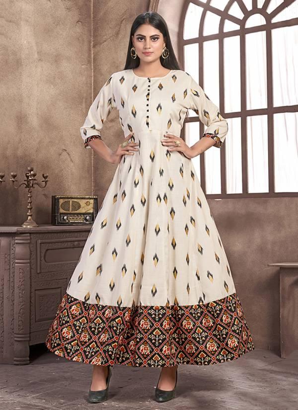 An-Bazaar-Series-Maher2001-Maher2004-Rayon-Slub-With-Printed-And-Jam-Satin-Long-Kurti-Collection