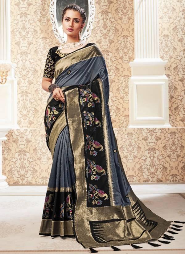 Manjolika-Fashion-Manika-Silk-Series-6101-6106-Silk-Banarasi-Pure-Silk-All-Ocassion-Wear-Wedding-Wear-Saree-Collection-