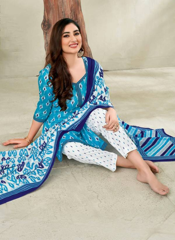 Deeptex Miss India Vol 59 Series 5901-5926 Daily Wear Pure Cotton Suits Collection