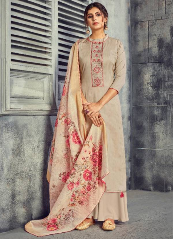 Alok Suit Mograa Series 639 001-639 008 Pure Jzm Cotton Self Embroidery With Swarovski Diamond Work Suits Collection