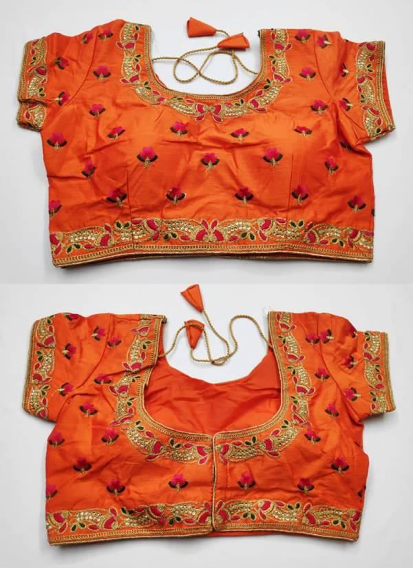 Ruhi Fashion Navratri 2 Series 9A-9I Phantom Latest Designer Blouse Collection