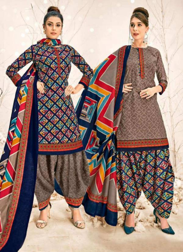 Sweety Fashion Non Stop Vol 42 Series 2001-2012 Soft Cotton Regular Wear Suits Collection