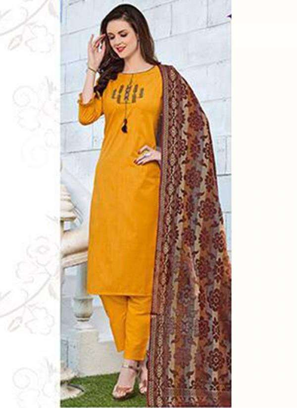 Dehliz Trendz Paalav Vol 2 Series 2147-2152 Hawai Silk Embroidery Work New Salwar Suits Collection