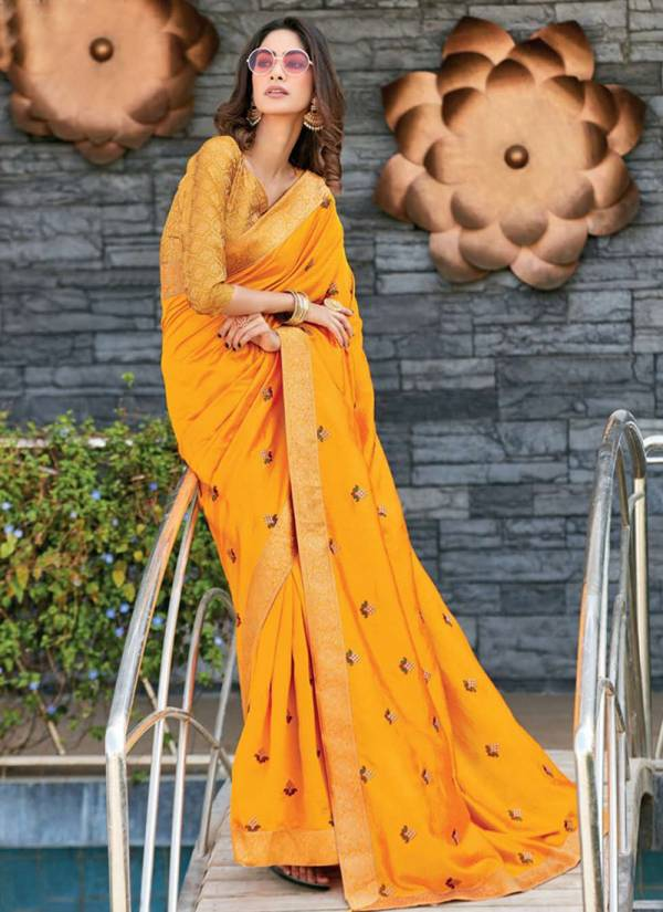 Shangrila Paalki Vol 2 Series 1001-1008 New Designer Silk With Work & Fancy Border Sarees Collection
