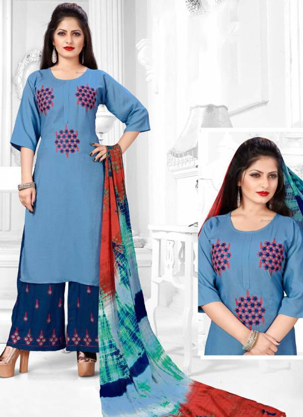 Paavi's Paavni Vol 2 New Design Rayon With Embroidery Work Suits Collection