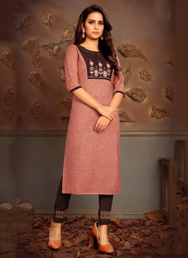 Rijiya Trends Panthouse Series 7001-7005 Fancy Paty Wear Kurti Pant Collection