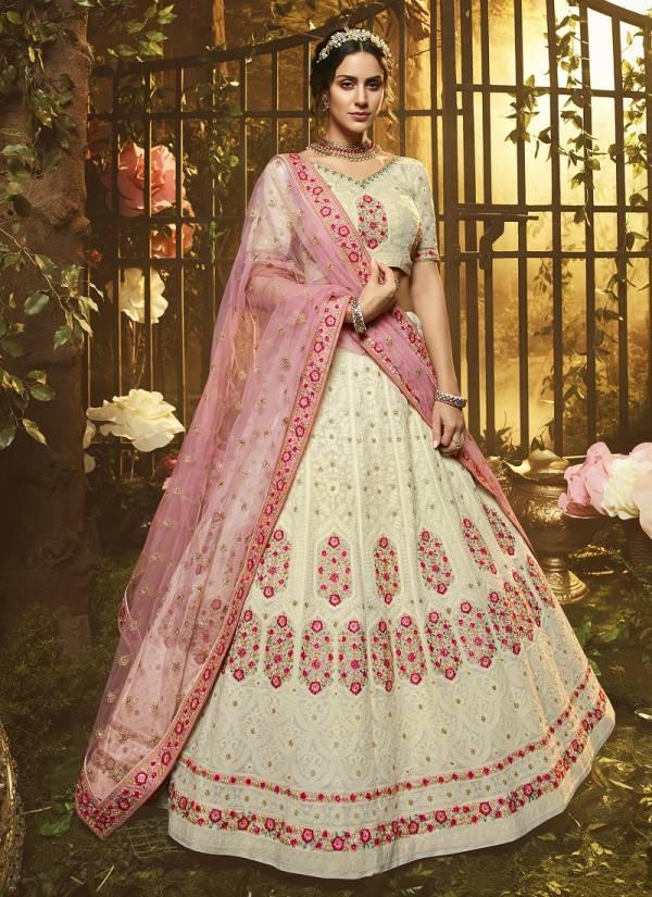 Arya Designer Poshak Vol 2 Series 3901-3909 Georgette Wedding Wear Lehenga Choli Collection