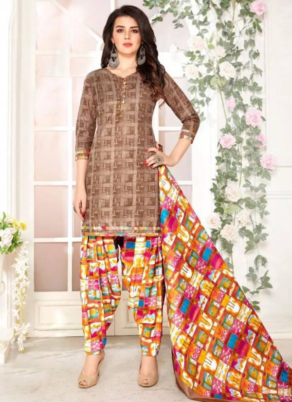Balaji Preet Patiyala Series 1001-1012 Latest Daily Wear Cotton Designer Suits Collection