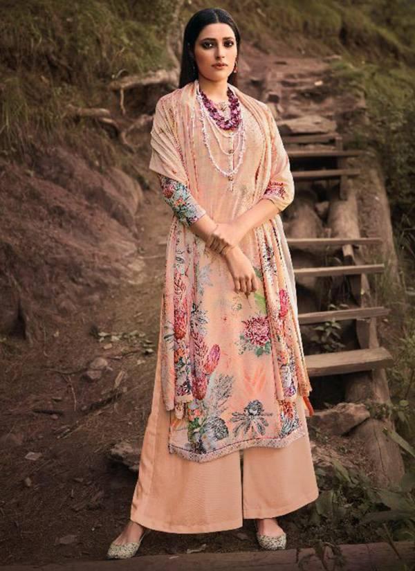 Glossy Simar Resham Series 333-340 Velvet Fancy Designer Suits Collection