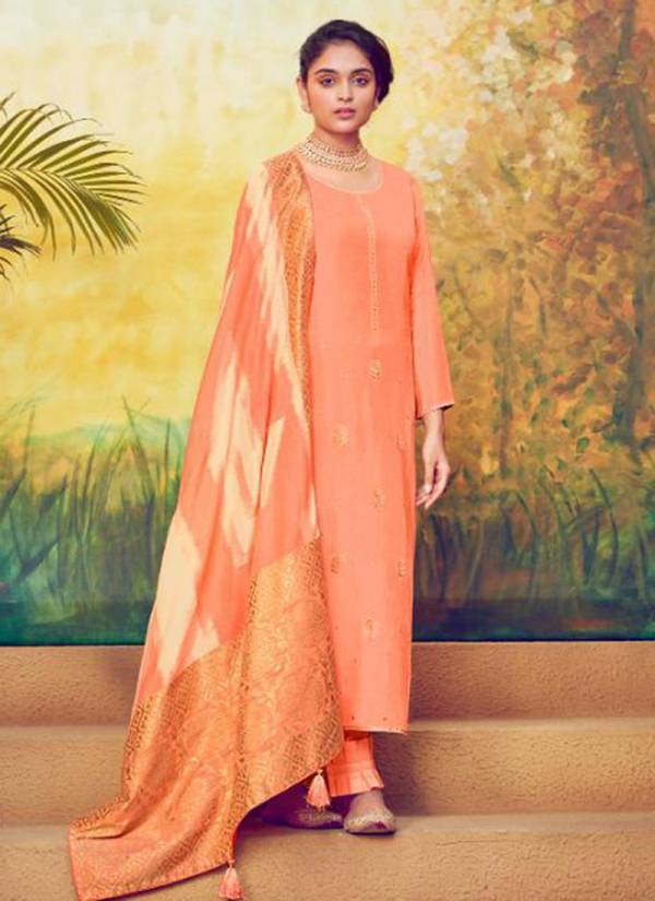 Ibiza Sanorita Vol 2 Series 617-624 Pure Viscose Muslin With Heavy Sequence Embriodery Stylish Look Festival Wear Salwar Suits Collection