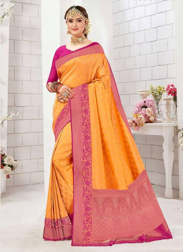 Takshaya Shibani 2 Series A-H Latest New Indian Brocade Art Silk Sarees Collection