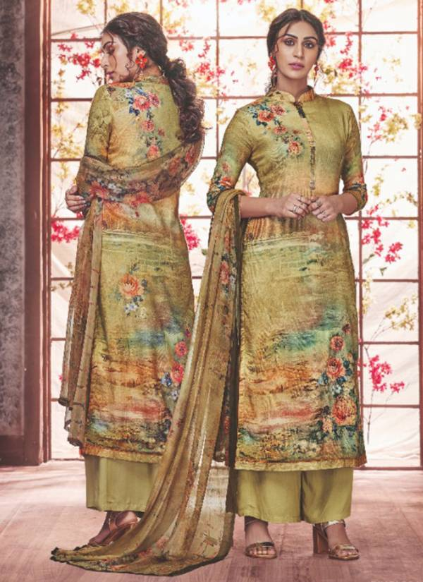 Winter Series 301-307 Pure Stylish Pashmina Digital Print Fancy Suits Collection