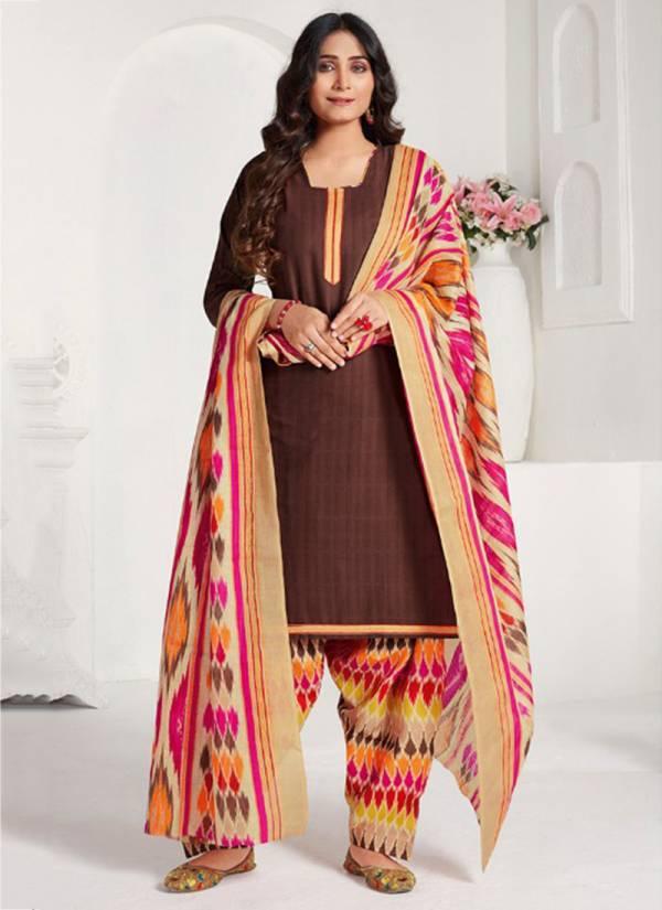Suryajyoti Sui Dhaga vol 7 Series 7001-7015 Latest New Cotton Salwar Suits Collection