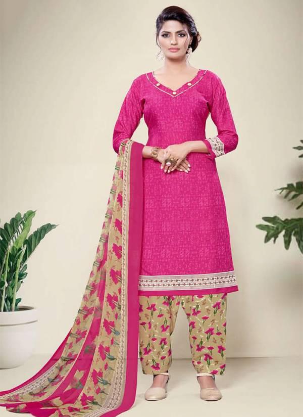 Pooja-Fashion-Tik-Tok-Series-2-13A-Leon-Fancy-Regular-Wear-Suits-Collection