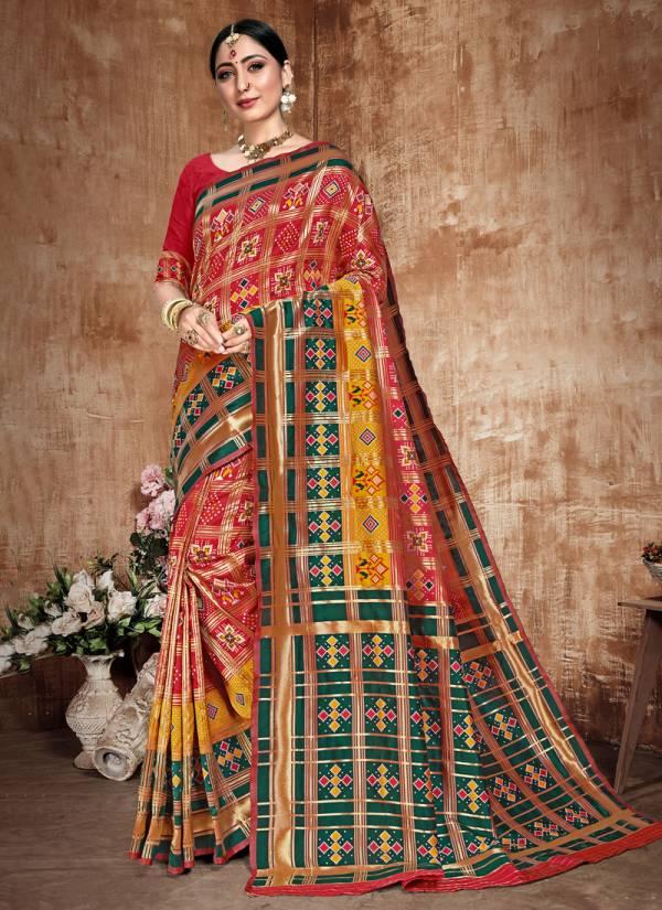 Vellora Vol 19 Kesari Exports Series 2901-2904 Latest Design Festival Wear Banarasi Silk Sarees Collection