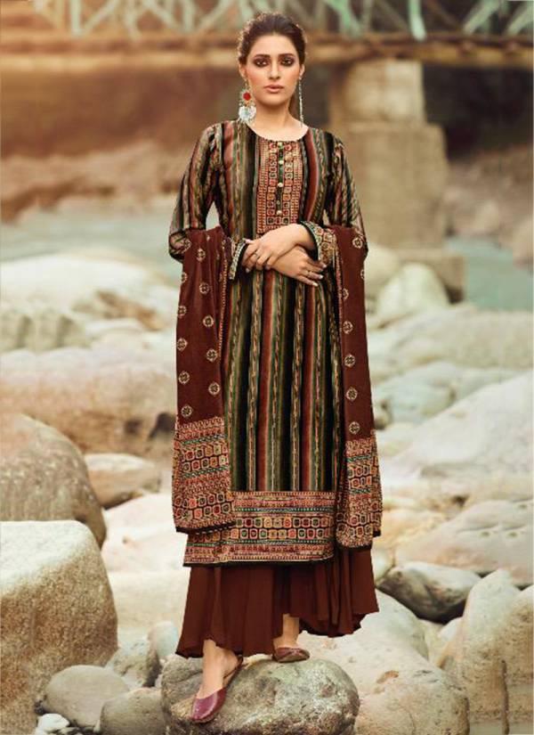 LT Nitya Velvet Vol 1 Series 101-106 Velvet Digital Print New Designer Salwar Suits Collection