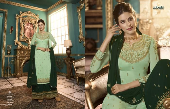 Zubeda Fashion 18006