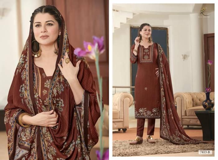 Rakhi Fashion Lenora 7413 B