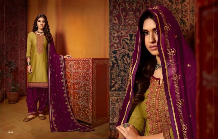 Kajree Fashion Of Patiyala 10039