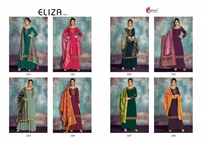 Kesari Trendz Eliza 101-108