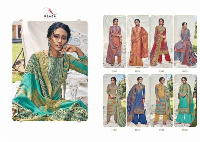 Kaara Suits Mastani 1001-1008