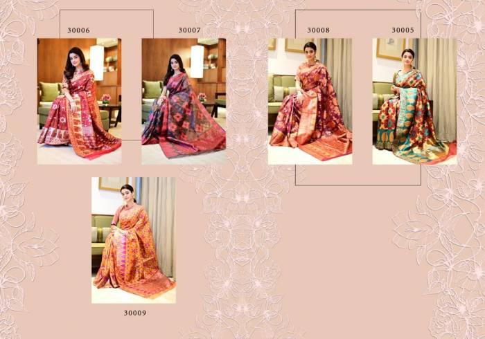 Yadu Nandan Fashion Vastram Silk 30005-30009