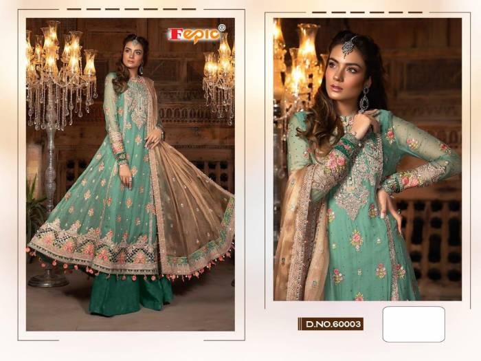 Fepic Rosemeen Embroide 60003