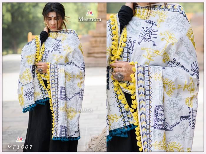 Mesmora Fashion Jassi Khadi MF-1607