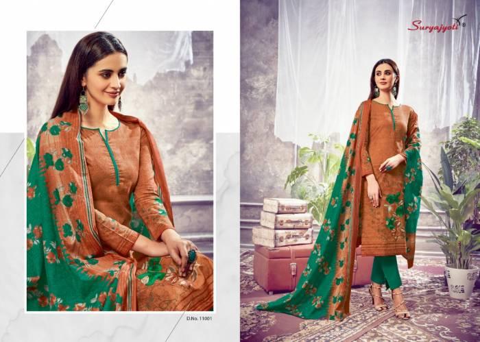Surya Jyoti Nargis Cotton 11001