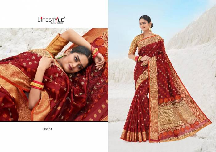 Lifestyle Saree Avantika 65304