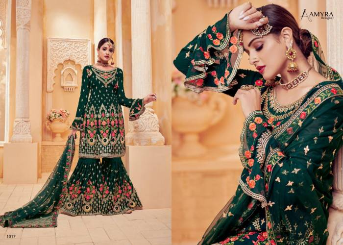 Amyra Designer Gulnaaz 1017