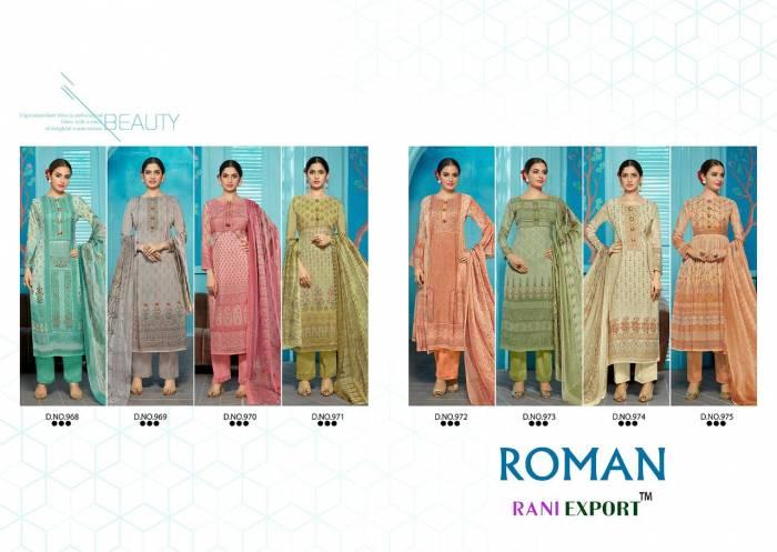 Rani Exports Roman 968-975