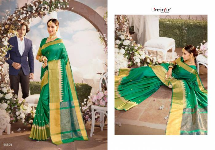 Lifestyle Saree Banjara 65504
