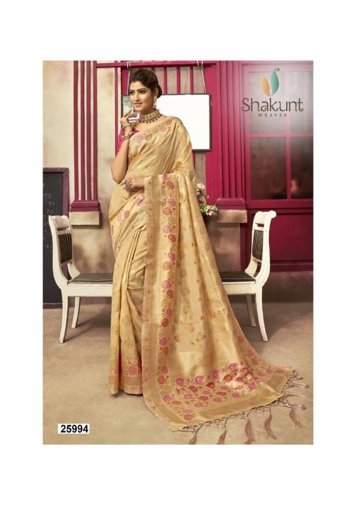 Shakunt Saree Smriti 25994