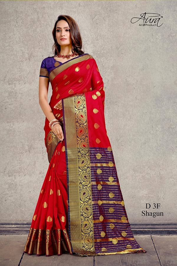 Aura Saree Shagun 3F