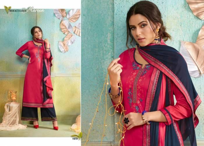 Kessi Fabrics Poshak 11018