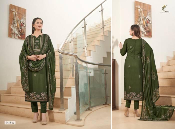 Rakhi Fashion Lenora 7413 A